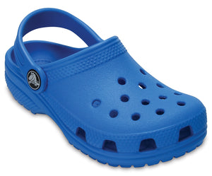 Crocs Classic 204536 Kids Ocean Roomy Fit Clog