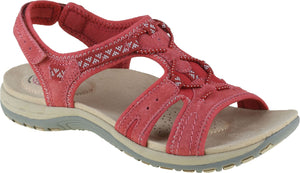 Earth Spirit Fairmont Rich Red Walking Sandal