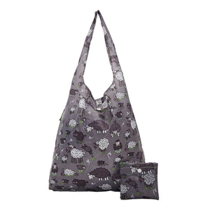 Eco Chic A28 Sheep Grey Recycled Plastic Shopper