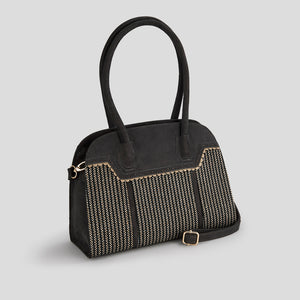 Ruby Shoo Monza Grey Shopper Bag - elevate your sole