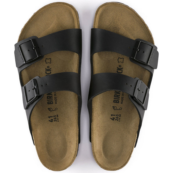 Birkenstock Womens Arizona 51793 BF Black Narrow Fit Sandals - elevate your sole