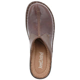 Josef Seibel Catalonia 48 Brasil Brown Ladies Mule Shoes - elevate your sole