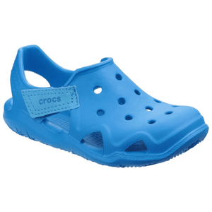 Crocs 204021 Swiftwater Wave Kids Ocean Blue Sandals