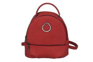 Rieker H1043-33 Red Backpack