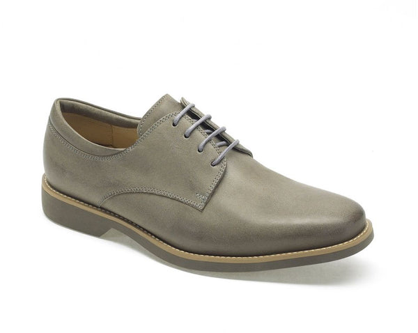 Anatomic Delta Chumbo Vintage Leather Derby Shoes