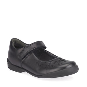 Start-Rite Hopscotch 2788-7 Girls Black Leather Mary Jane Shoe - elevate your sole