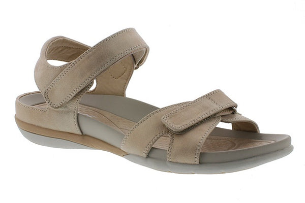 Rieker V9462-62 Ladies Cream Sandals