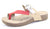 Josef Seibel Tonga 23 Multi Coloured Leather Sandals