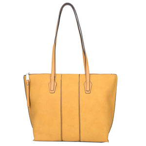 Gabor Anni 8360 93 Yellow Shoulder Handbag