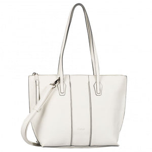Gabor Anni 8360 12 White Shoulder Handbag