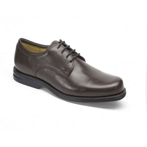 Anatomic Niteroi Brown Toast Leather Lace Up Shoes