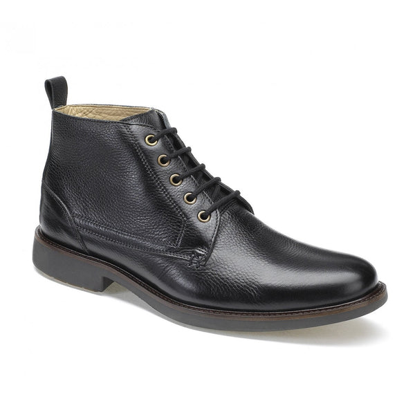 Anatomic Pedras Black Mens Leather Lace Up Boots