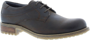 Country Jack Thomas 9504 Dark Brown Lace Up Derby Shoes - elevate your sole