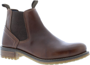 Country Jack Trent 9512 Chocolate Leather Chelsea Boots - elevate your sole