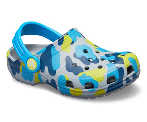 Crocs 205620 Classic Seasonal 007 Kids Clogs