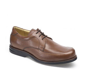 Anatomic New Recife Tan Floater Leather Lace-up Shoe