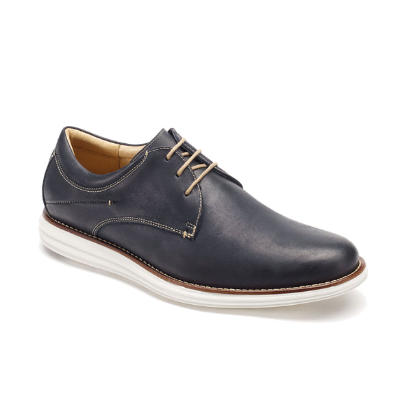 Anatomic Planalto Navy Vintage Lace Up  Shoes