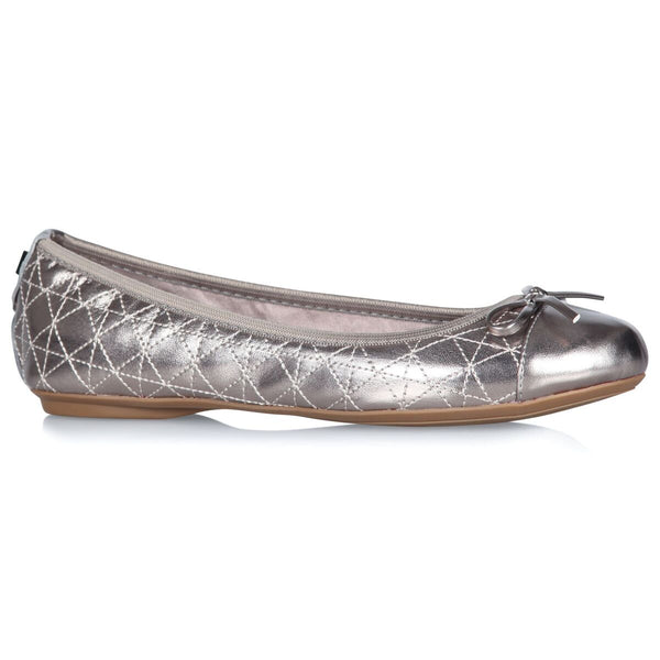 5f7a8056f16 Butterfly Twist Olivia Pewter Fold Up Shoes
