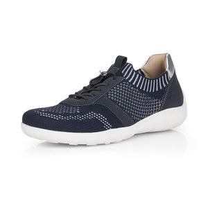 Remonte R3511-14 Navy Ladies Mesh Slip On