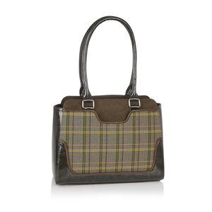 Ruby Shoo Tunis Ladies Olive Shoulder Bag