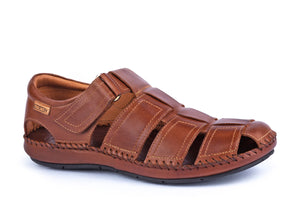 Pikolinos 06J-5433 Tarifa Mens Cuero Leather Fisherman Sandals