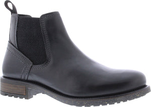 Country Jack 9513 Trent Mens Black Leather Chelsea Boots