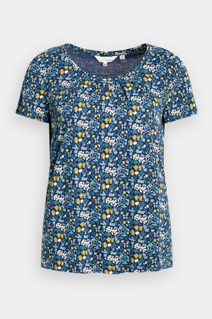 Seasalt Appletree Ladies Top Flower Marks Harbour