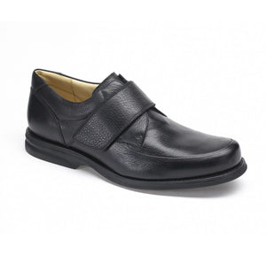 Anatomic 454540 Tapajos Black Leather Touch Fastening Men's Shoes - elevate your sole