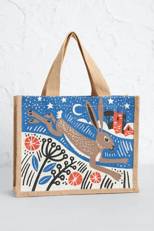 Seasalt Cute Jute Winter Hare