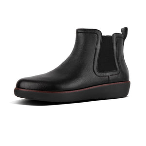Fitflop Chai N15-001 Ladies Black Leather Chelsea Boot