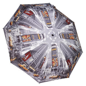 Galleria Umbrella Times Square Umbrella - elevate your sole