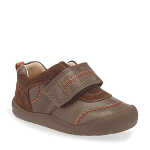 Start-Rite First Zak 0749-0 Boys Tan Leather First Shoes - elevate your sole