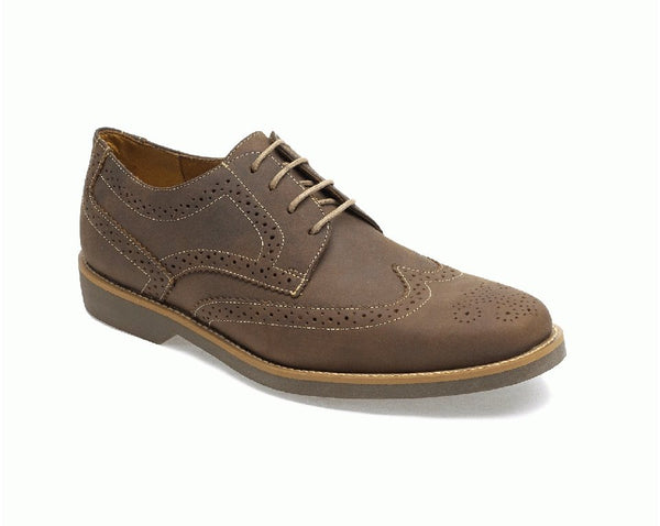 Anatomic Tucano Mens Tobacco Tan Leather Brogues