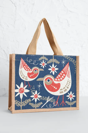 Seasalt Cute Jute Retro Robins