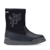 Start-Rite Tidal Navy Leather Water Resistant Boots G Fit - elevate your sole