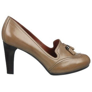 Naturalizer Nation Truffle Taupe Leather Shoes - elevate your sole