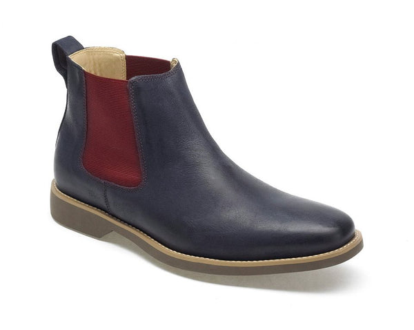 Anatomic Cardoso Vintage Navy Chelsea Boots