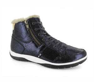 Strive Chatsworth Midnight Glamour Blue - elevate your sole
