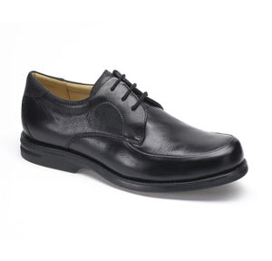 Anatomic New Recife Mens Wide Black Leather Lace Up Shoes - elevate your sole