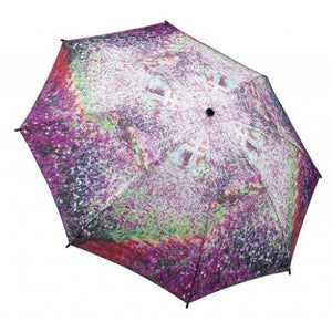 Galleria 30215 Monet Japanese Bridge Folding Umbrella - elevate your sole