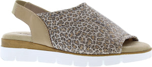 Adesso A5201 Sheeba Ladies Natural Sandal