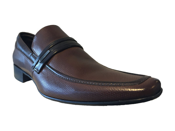 Size 43 (UK9 Only) - Anatomic Maceio Brown Leather Slip on Shoes