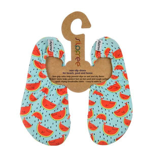 Slipfree Watermelon Children's Beach and Pool Shoe