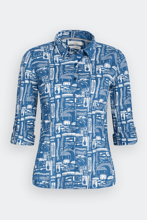 Seasalt Larissa Shirt Bryan's St Ives Sailor