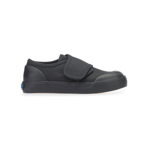 Start-Rite Skip 6528-7 Black Canvas Unisex Pumps