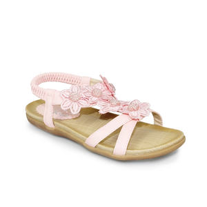 Lunar Fiji Girls Pink Sandals