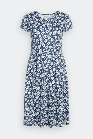 Seasalt Riviera Dress II Sea Spurrey Harbour