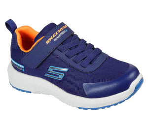 Skechers 403661L Dynamic Tread Boys Navy Waterproof Trainers