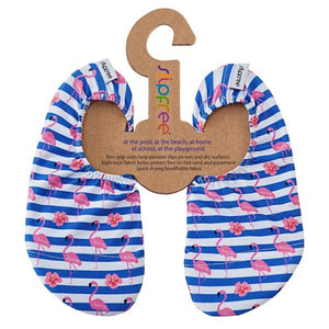 Slipfree Stripe Junior Children's Beach and Pool Shoe