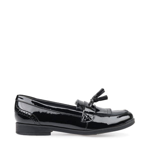 Start-Rite Sketch 3515-3 Black Patent Girls Slip On Shoe